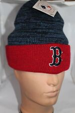 9626ed9cc2dcb Boston Red Sox MLB Embroidered Knit Beanie Hat With Cuff OSFA for ...