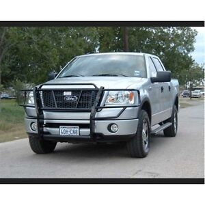Image Is Loading Ranch Hand Ggf06hbl1 Grille Guard For Ford F150