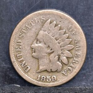 1859-Indian-Cent-AG-20265