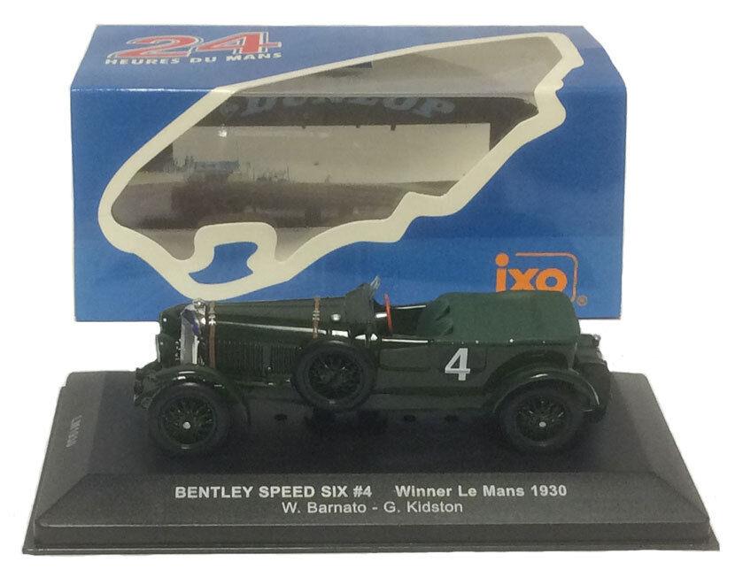 IXO LM1930 Bentley Speed Six Le Mans Winner 1930 1 43 Scale
