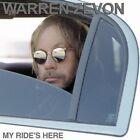 My Ride's Here by Warren Zevon (CD, May-2002, Artemis Records)