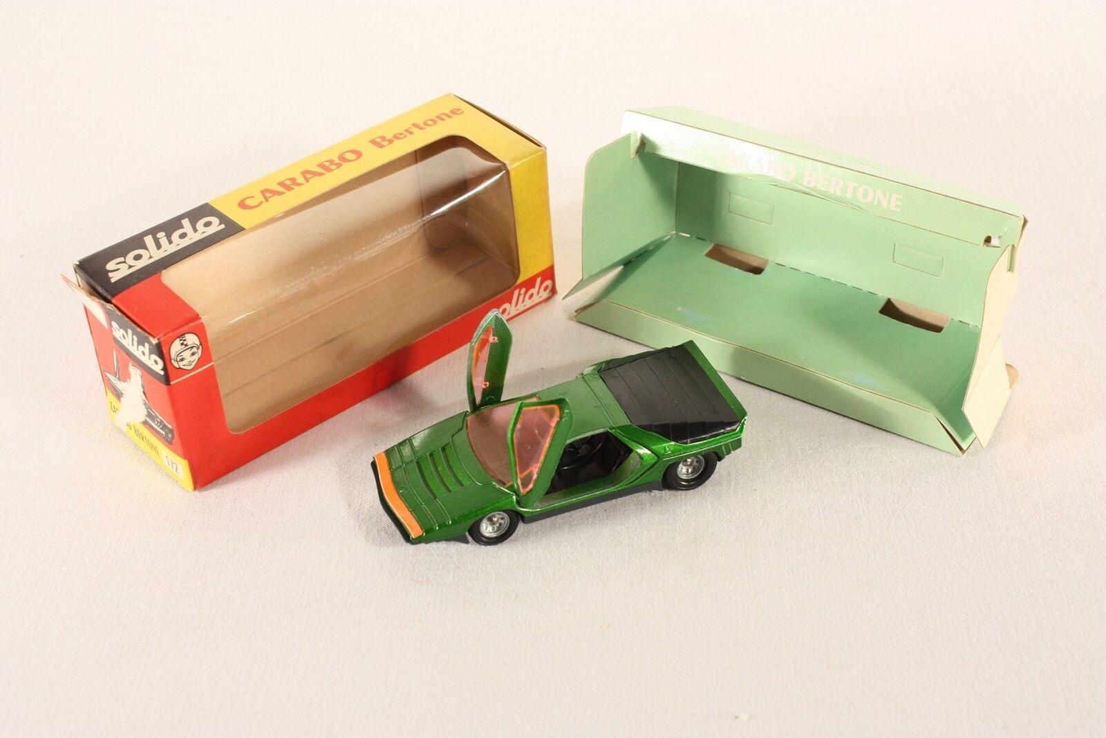 Solido 172, CARABO BERTONE, Mint in Box  ab688