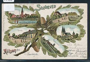 PréCis 34917) Bahnpost Apenrade-gravenstein Train 2, Ak Excimer Hilsen Fra Sondeved 1904-afficher Le Titre D'origine Vente D'éTé SpéCiale