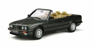 OTTO-MOBILE-572-BMW-E30-325i-resin-model-car-Achat-green-1988-Ltd-Ed-1-18th