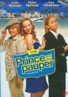 Prince and The Pauper 0043396229778 With Cole Sprouse DVD Region 1