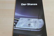 111440) Nissan Stanza Prospekt 10/1984