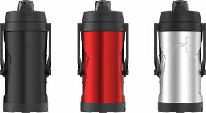 91f64a31 Details about Under Armour 68 Oz Vacuum Insulated Stainless Steel Hydration  Bottle, 3 Colors