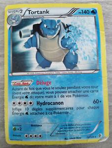 Carte Pokémon - Tortank 140 PV 31/149
