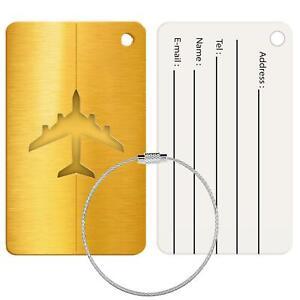 Reise-Kofferanhaenger-Namensschild-Gepaeck-Anhaenger-Schild-Urlaub-Flugzeug-Trolley