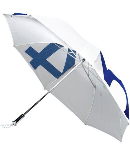 Regenschirm XL Folding Umbrella aus Segeltuch 127cm Taschenschirm