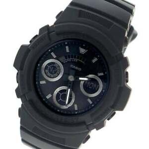 ec741d3e9100 Casio G-Shock Mens Watch AW591BB-1A AW-591BB-1ADR Digital-Analogue ...
