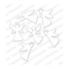 Impression Obsession Small Angel Set Craft Dies