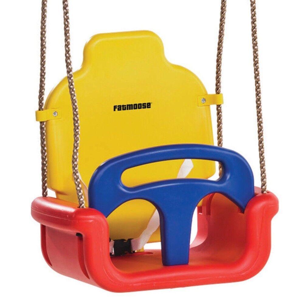 FATMOOSE TripleCruiser XXL Babyschaukel 3 in 1 Kinderschaukel Schaukel Baby  | München Online Shop