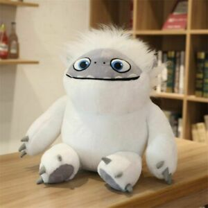 Movie-Abominable-Monster-Snowman-Everest-Plush-Figure-Toy-Soft-Stuffed-Doll-30cm