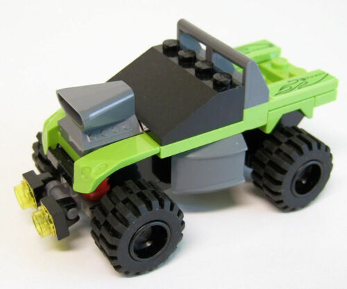 LEGO 8192 Racers Lime Racer