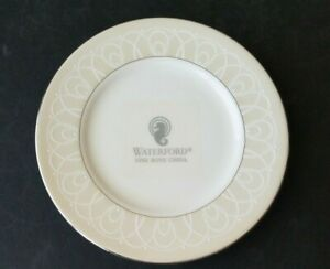 Waterford Ballet Icing Pearl Ballet Icing Pearl Saucer