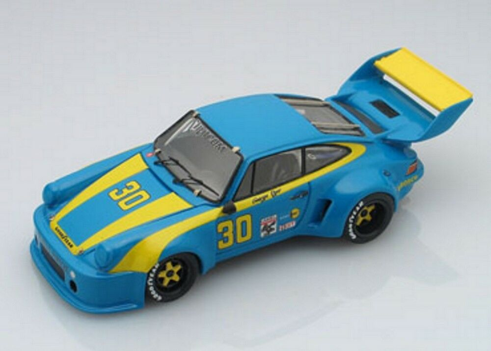 Kit Porsche Carrera RSR  30 Road Atlanta 1976 - arena models kit 1 43