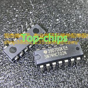 10PCS-SN74HCT02N-Encapsulation-DIP-14-new