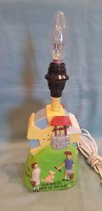 Widdop Bingham & Co Children's Nursery Rhymes Jack And Jill Heavy Lamp Base-GC