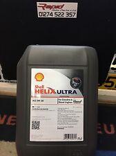 Shell HELIX AG 5w-30 C3 Fully Synthetic Car Engine Oil 20L Dexos 2 ACEA C3