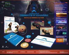 Homeworld Deserts of Kharak Edit the Dune Sea PC - Collector's Edition - NEW !!