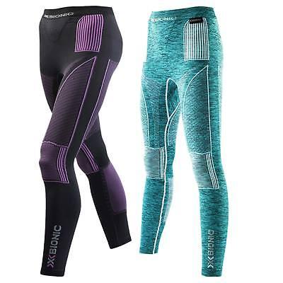 X-Bionic Lady Accumulator EVO Energy Hose medium Funktionshose Pant Damen 3//4