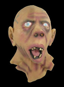 Cletus Adult Inbred Hillbilly Buck Tooth Overhead Latex Mask Ebay