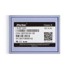 """1.8"""" ZIF/CE SSD 128GB for DELL D420 D430 Inspiron Mini 12 LATITUDE XT ASUS R2E"""