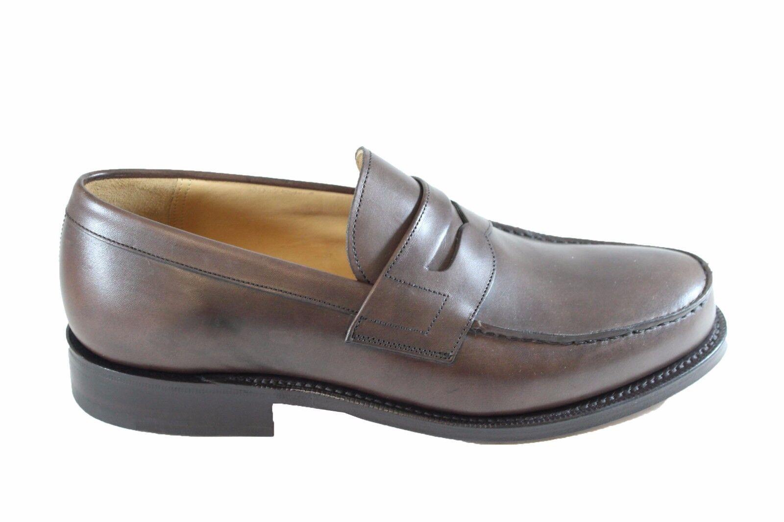 CHURCH'S Wesley Betis/Calf EXPRESSO loafers vitello , mocassino in vitello loafers 9d2f15
