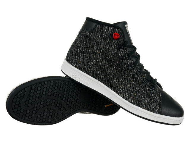 Details about adidas Originals Stan Smith Winter Men's Winter Sports Warm High Top Trainers