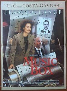 Poster-Music-Box-Costa-Gavras-Jessica-Lange-40x60cm