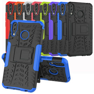 reputable site e7334 6ea35 Details about For Asus ZenFone 5 (ZE620KL) Case Rugged Armor Defender  Kickstand Phone Cover