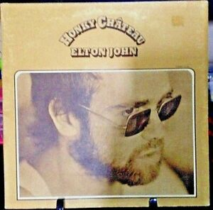 ELTON-JOHN-Honky-Chateau-Album-Released-1972-Vinyl-Record-Collection-US-pressed