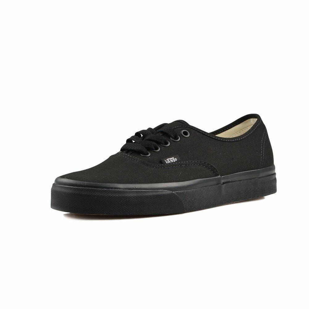 Vans Authentic  Zapatillas Negro Hombre