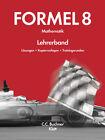 Formel 8 Neu Lehrerband von Silke Schmid, Rudolf Schopper, Kurt Breu, Karl Haubner und Walter Sailer (2012, Leinen-Ordner)
