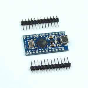 Hot-New-Pro-Micro-32U4-Module-5V-16MHz-ATMega-with-2-row-pin-header-For-Leonardo