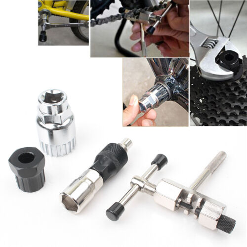Mountain Bike MTB Crank Chain Axis Extractor Removal Repair Tool Kit SC-139D