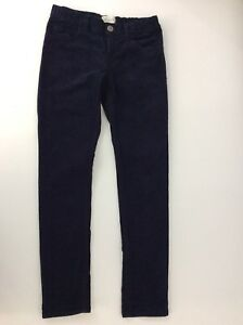 fb672cc8b Gucci Boys Slim Fit, Corduroy, Trousers, Size Age 8 Years, Navy Blue ...