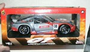TOYOTA-SUPRA-JAPAN-GT-CHAMPIONSHIP-1-24-by-FUNLINE-MUSCLE-MACHINES-BOXED