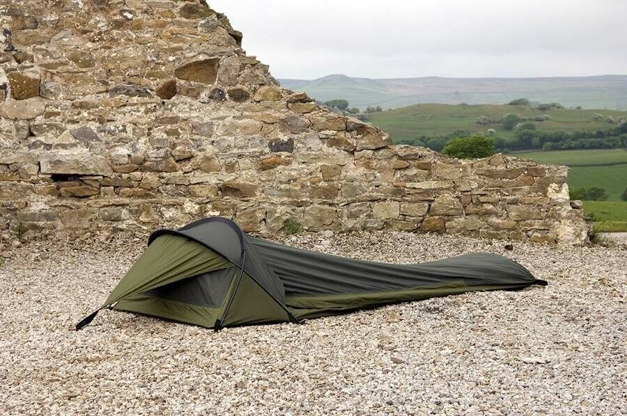 Snugpak Stratosphere One Man hooped Bivi bag bivvy tent shelter