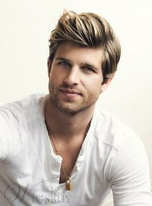 Straight Hair Hairstyles For Men With And Silky Atoz