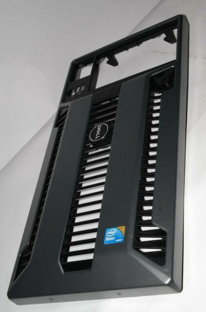Warranty *FREE SHIPPING* Dell Power Edge 1950 Front Bezel Faceplate  w// 2 Keys