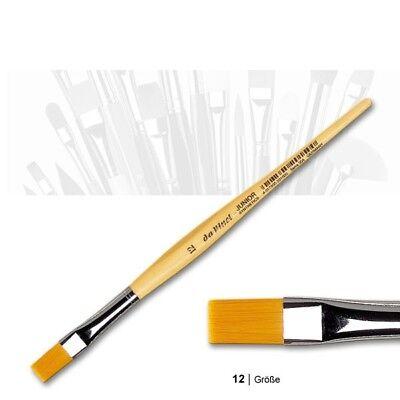 Größe 8 JUNIOR Synthetics da Vinci 304 Flachpinsel