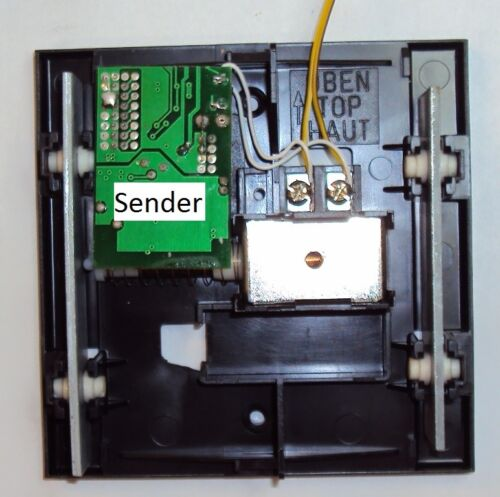 Klingel-Erweiterung mit Funk an bestehender Klingelanlage wenn Klingel zu leise