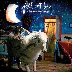 Fall-Out-Boy-INFINITY-ON-HIGH-Gatefold-2-BONUS-TRACKS-New-Sealed-Vinyl-2-LP