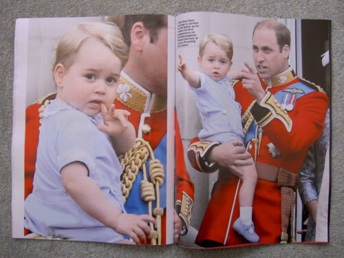 Royal Baby Photo Magazine Kate Middleton Princess Charlotte Prince George