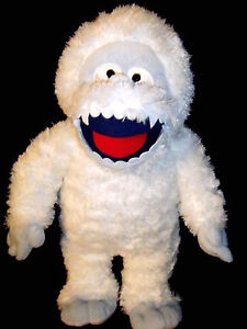 Build-A-Bear-Rudolph-The-Red-Nose-Reindeer-034-Bumble-034-Abominable-Snowman-w-Sound