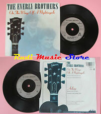 LP 45 7'' THE EVERLY BROTHERS On the wings of a nightingale Asleep cd mc dvd