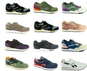 Reebok-Classic-GL-6000-8500-3000-1500-Wildleder-Leder-Schuhe-Sneaker-Damen