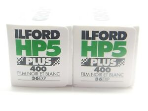 2-x-ILFORD-HP5-PLUS-400-35mm-36-Exp-CHEAP-B-amp-W-FILM-By-1st-CLASS-ROYAL-MAIL